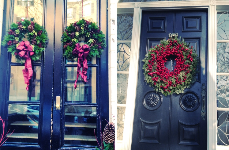 Beacon Hill wreaths
