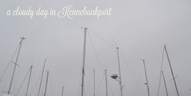 cloudy Kennebunkport
