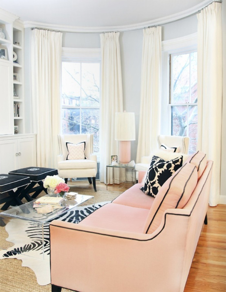 Carla Living Room Gray