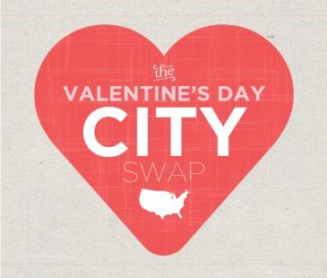 Valentine's Day City Swap