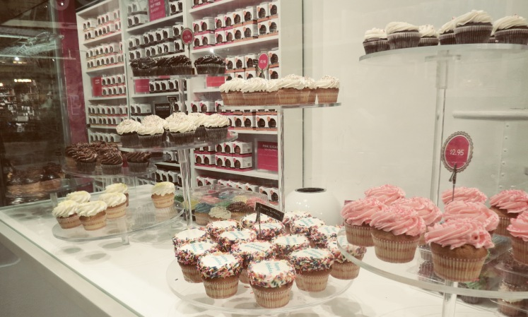 Eleni's buttercream cupcakes