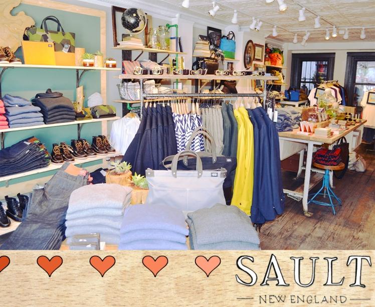 Sault New England