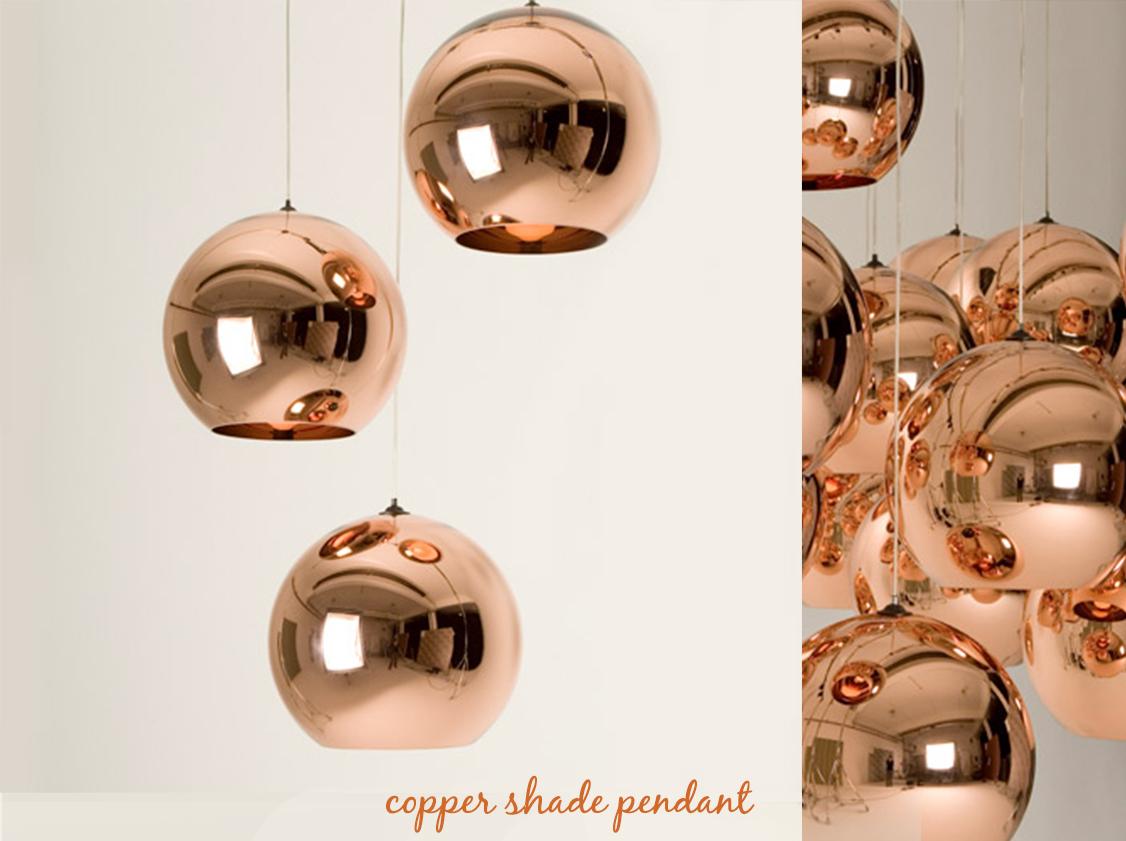 Interior Trend: Copper Accents