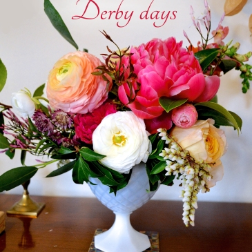 Derby floral arrangements