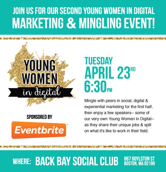 Young Women in Digital event