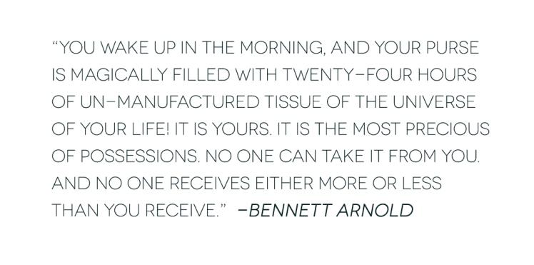Bennett Arnold