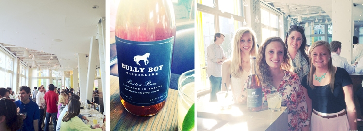 Bully Boy launch party