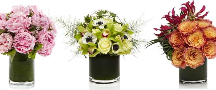 HR Bloom bouquets