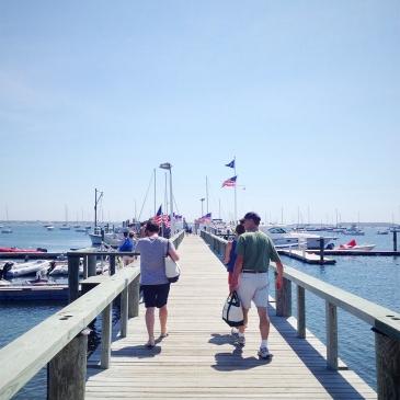 Hyannis Yacht Club dock