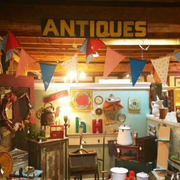antique store Maine
