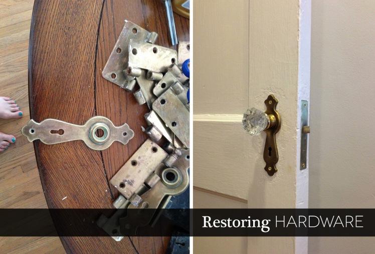 restoring hardware