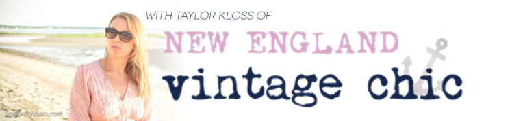 Taylor Kloss of New England Vintage Chic
