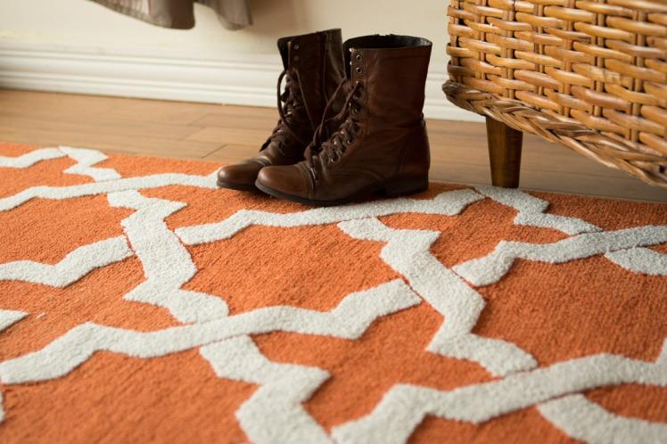 bold rug