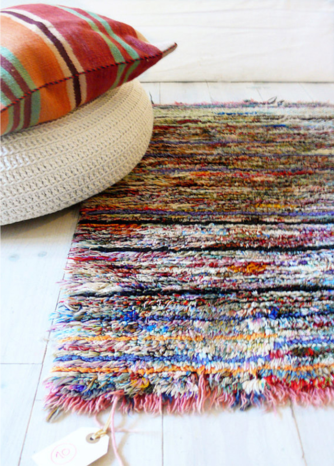 boucherouite rug - 5 Hot Rug Trends (and Rug Buying Tips!) – Pop & Circumstance