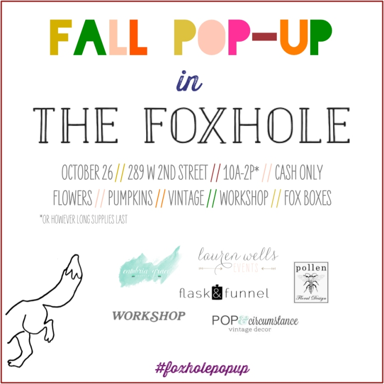 Fall Pop-Up