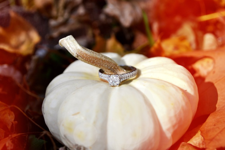 ring & pumpkin
