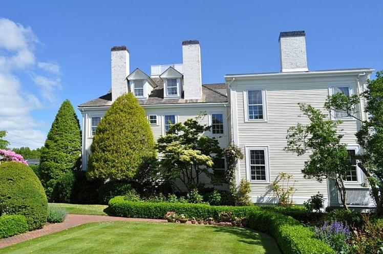 Nantucket-house