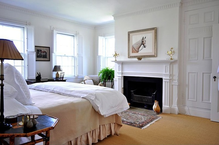 Nantucket house bedroom