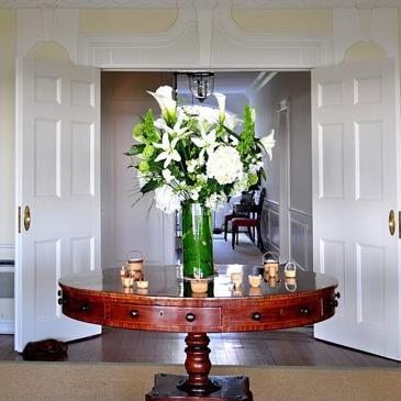 Nantucket house interior