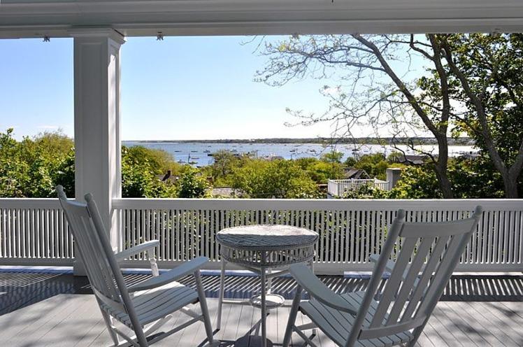 Nantucket porch