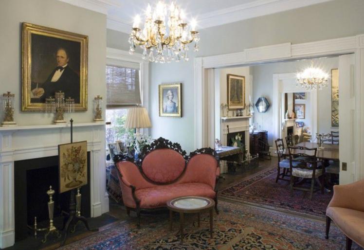 Savannah home interior