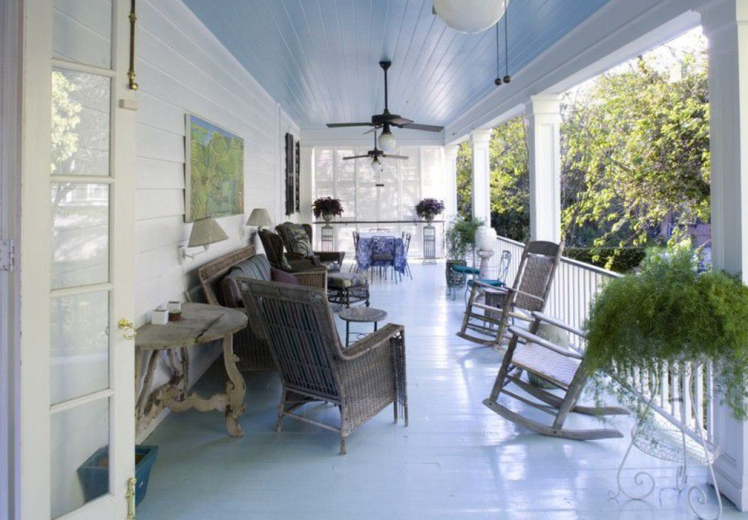 Savannah porch