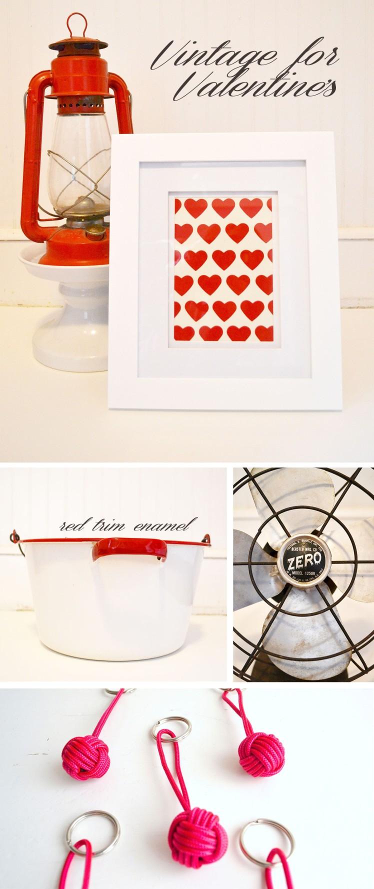 Valentine's vintage inventory