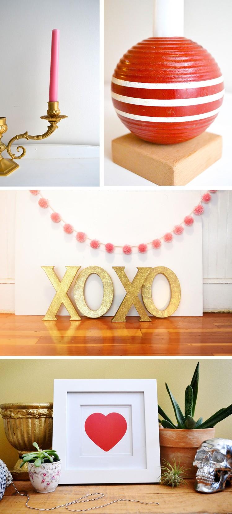 Vintage Valentine's inventory
