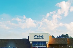 The Grand Re-Opening of Michaels