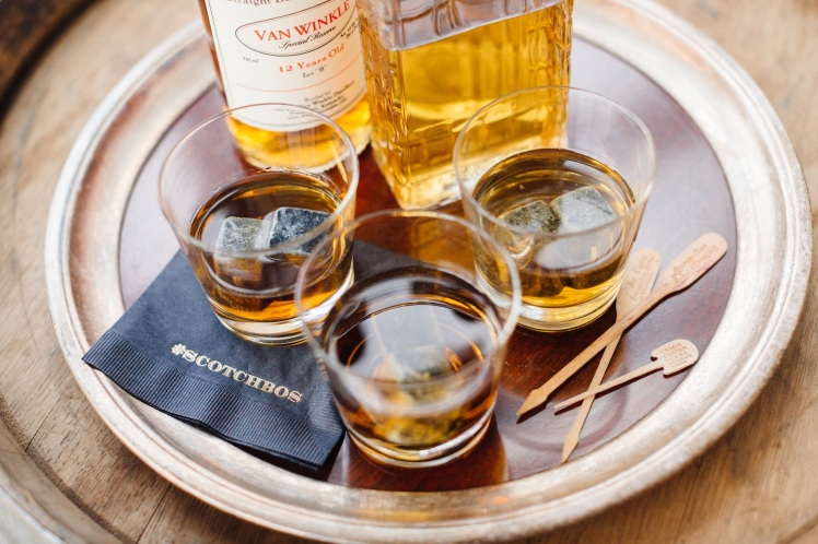 scotch party in Boston