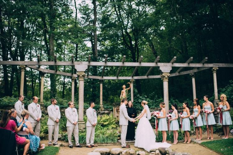ceremony Italian Garden