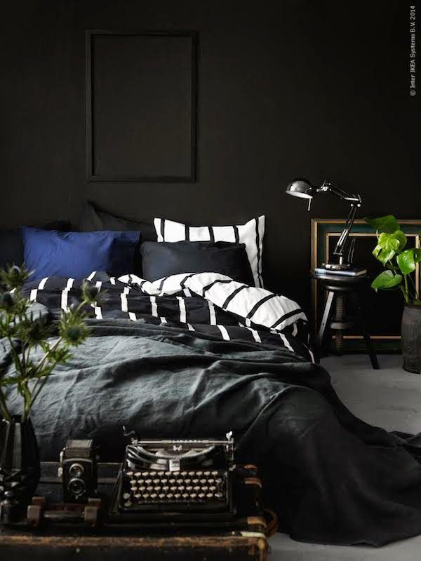 masculine-black-room