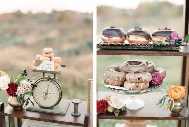 dessert-table-with-doughnuts